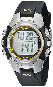 Timex - T5J561 4E - Quartz digitale - Timex 1440 Sport - Montre Sport - Bracelet en résine noir