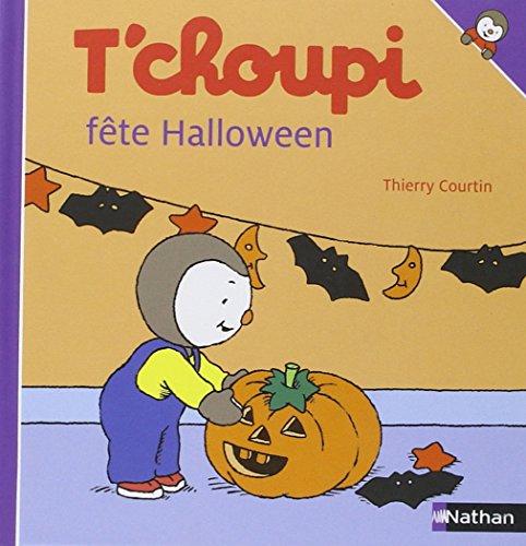 T'choupi fête Halloween / Illustrations de Thierry Courtin  