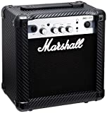 Amplis guitare électrique MARSHALL MG10CF - FINITION CARBONE/SILVER Combos transistors ...
