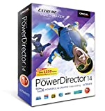 Cyberlink PowerDirector 14 Ultimate - Software de video (Completo, Caja, Italiano, Francés,...