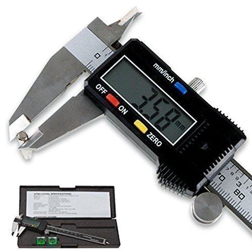Lychee 150mm (6 inch)Elektronisch Digital LCD Messschieber Mikrometer