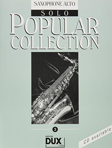 Dux verlag al mejor precio de amazon en savemoney popular collection 3 altsaxophon solo malvernweather Image collections