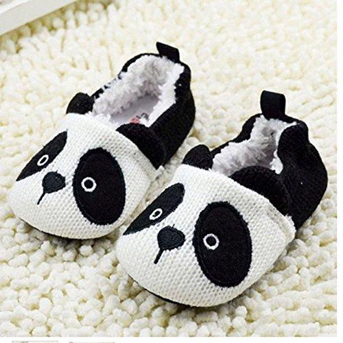 M Cartoon Baby Kinder Schuhe 3 Gootrades Beiläufige Größe Jungen Mädchen Panda Antibeleg PqwE7dp