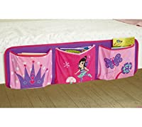 Bed Tidy, Pocket / Organiser for Cabin Beds/Bunks in FAIRIES DESIGN