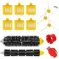 Powilling 700 Serie Kit Recambios aspiradoras de Cerdas repuestos de Accesorios para iRobot Roomba Serie 700 760 770 772 774 775 776 780 782 785 786 790