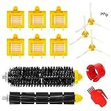Powilling 700 Serie Kit Recambios aspiradoras de Cerdas...
