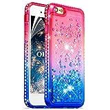 OKZone Coque iPhone 6S/6[avec Film de Protection écran HD] Brillante Cristal Diamant...