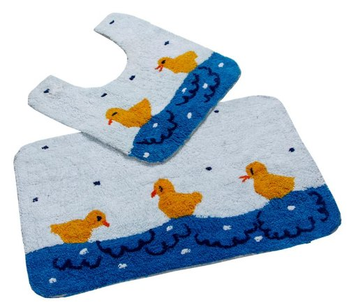 homescapes-duck-pond-bath-mat-and-pedestal-mat-set-45x75cm-and-45x50cm-1400-gsm-rug-in-100-cotton-no