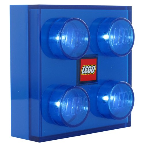 Preisvergleich Produktbild Universal Trends UT80455 - Legostein Led Nachtlicht - blau