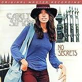 Songtexte von Carly Simon - No Secrets