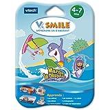 VTech 80-084285 Martin Le Dauphin - Cartucho de juego para V.Smile Motion (en francés)