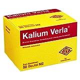 Kalium Verla Granulat, 50 St. Beutel