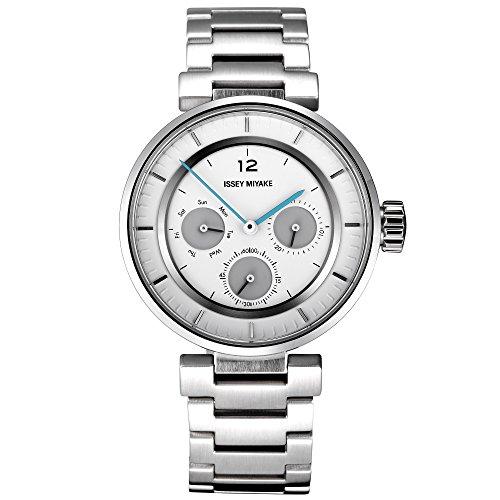 Issey Miyake SILAAB01 - Reloj para hombres