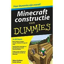 Minecraft constructie voor Dummies (Dutch Edition)