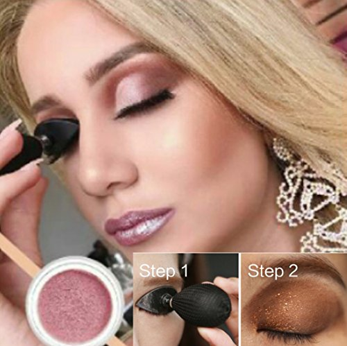 Come visto in TV, DouTree 2018 Lazy Eye Shadow Applicator Silicon Eyeshadow Stamp popolare