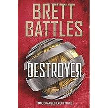 Destroyer (Rewinder Series) by Brett Battles (2016-01-12)