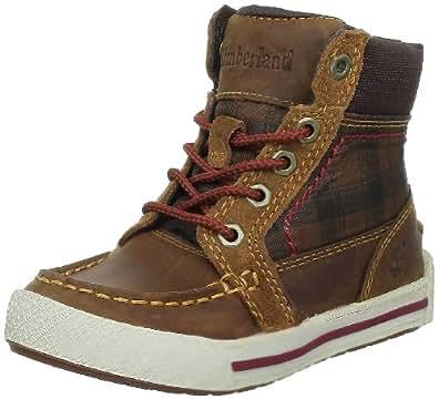 Timberland - Pannaway EK Lace Up Boots - Garçon (2-8 ans) Marron 2 UK (EU 34)