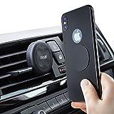 Olixar supporto universale magnetico smartphone Car Holder Cradle [custodia compatibile e rotazione di 360gradi] per iPhone 7/7Plus/6/6S/6s Plus/5/5S, iPod Touch, Samsung S8Plus/S8/S7Edge/S7/Note 5/4, LG, Google pixel XL/pixel, Nexus, HTC, Motorola, Sony, dispositivi GPS e più