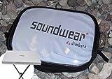 Soundwear Keyboard Dustcover Abdeckhaube 102 -125cm