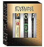 Make-up Geschenkset: Extension Mascara + SOS Lash Booster + Eyeliner Black