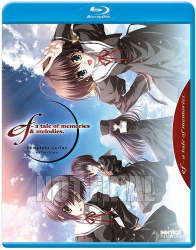 Preisvergleich Produktbild Ef: Tale of Memories & Melodies [Blu-ray]