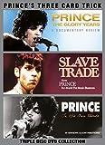 Prince - Three Card Trick (DELUXE 3 X DVD BOX SET ) [2018] [NTSC]