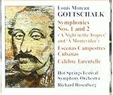 Symphonies N° 1 & 2