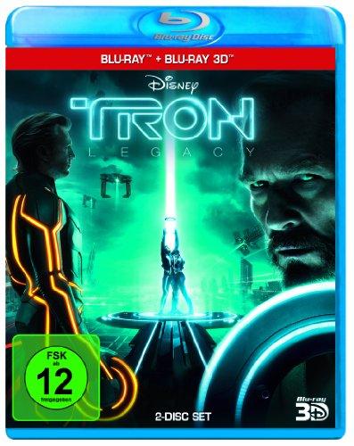 Bild von TRON: Legacy (+ Blu-ray 3D) [Blu-ray]