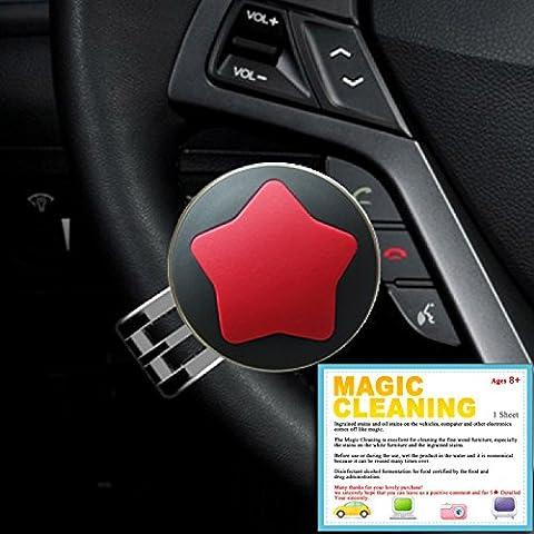 [ Status Mini Power Handle & Star Power Handle ] Manopola del volante dell'automobile / Metal Ball Bearing / Comoda impugnatura / Installato in maggior parte dei veicoli / Facile installazione / Piccolo raggio di sterzata e la rotazione liscia / Design compatto /