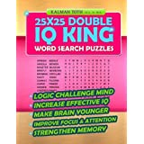 25x25 Double IQ KING Word Search Puzzles by Kalman Toth M.A. M.PHIL. (2014-02-28)