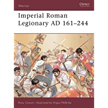 Imperial Roman Legionary AD 161-284 (Warrior, Band 72)