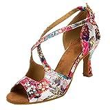 Indoor Ballroom Dance Shoes Women for Salsa...