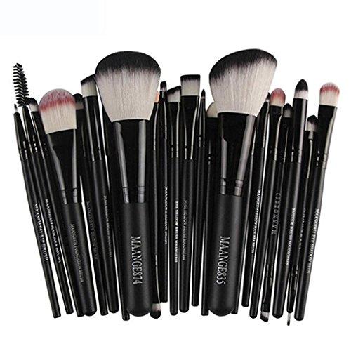 Kit de 22 Pinceaux Maquillage - Brosse de Maquillage/Brush Cosmétique Beauté & Make-up Make Up Brush Pinceau cosmétique de qualité Professionnel