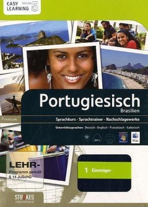Portoghese Brasile. Corso interattivo per principianti. CD-ROM