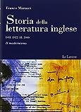 Storia della letteratura inglese. Dal 1922 al 2000. 5/1: Il modernismo(Le Lettere università)