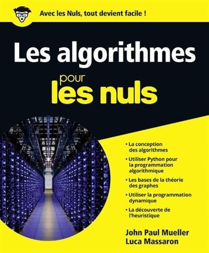 Les algorithmes pour les Nuls grand format