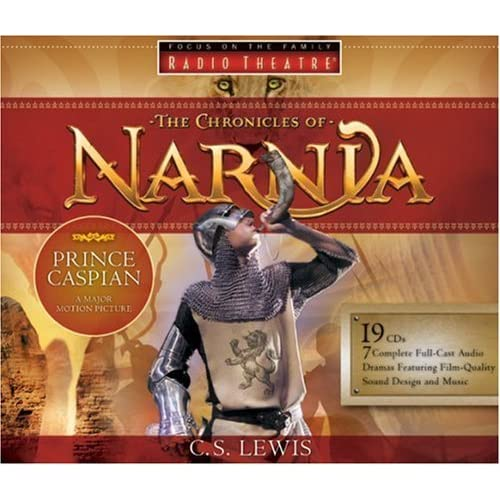 The Chronicles of Narnia Complete Set (Radio Theatre) by C. S. Lewis (2003-04-16)