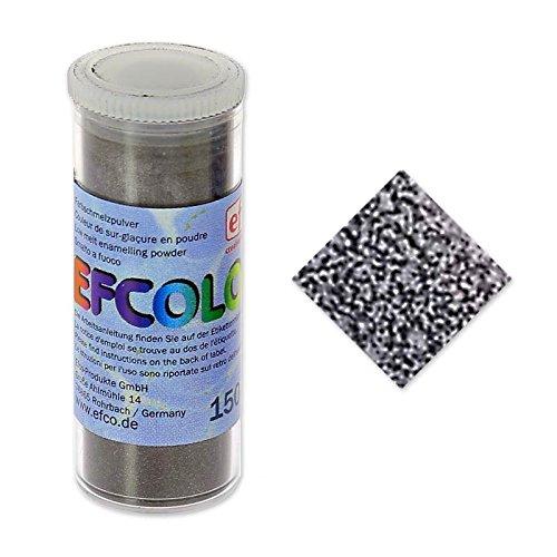 poudre-de-sur-glacure-efcolor-noir-texture-x10ml