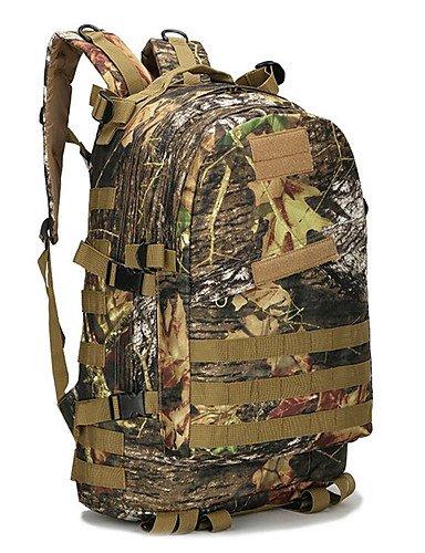 HWB/ 2 L Rucksack Camping & Wandern Draußen Multifunktions Armeegrün Nylon Other python black
