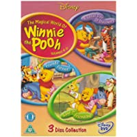 The Magical World Of Winnie The Pooh: Volumes 4-6