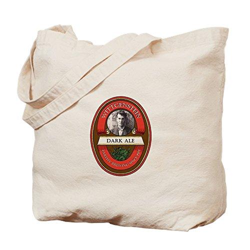 Stoff Ale (CafePress–Wittgenstein Ale–Leinwand Natur Tasche, Reinigungstuch Einkaufstasche Tote S khaki)