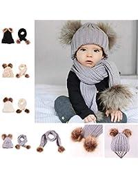 Hats Cappellino in Maglia da Ballo Invernale Moda per Bambini Cappellino  Copricapo da Ballo Cappello Copricapo e91a07b81ee5