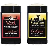 Conquista olores Cazadores Pack VS-1y Nunca Calm Stick