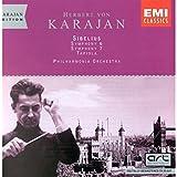 Symphonie n ̊ 6 en ré mineur, Op.104. Symphonie n ̊ 7 en ut majeur, Op.105. Tapiola, Op.112 | Sibelius, Jean (1865-1957). Compositeur