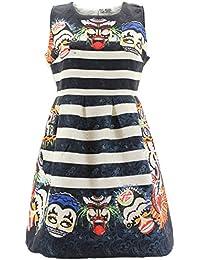 Shikha London Kleid FACES EMBROIDERY DRESS 4598