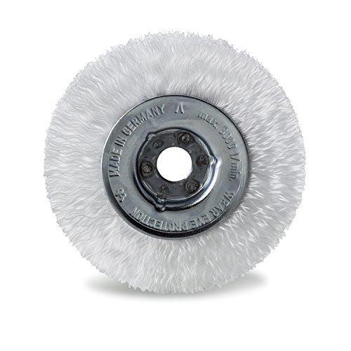 Lessmann 320001EZ - Pennello temprato, diametro 100 mm, larghezza di