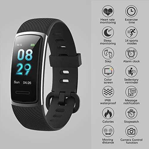 Zoom IMG-2 kungix orologio fitness tracker uomo