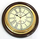Artshai Antique Look Silent Wall Clock, ...