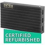 (CERTIFIED REFURBISHED) Intex IT-PB15K 15000mAH Power Bank (Black)