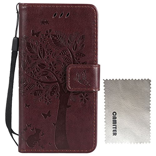 camiter-brown-tree-and-cat-design-folio-leather-stand-protective-skin-cover-case-for-motorola-droid-